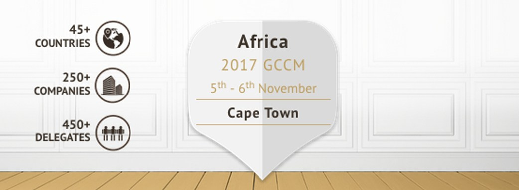GCCM 2017 Carrier Community in Cape Town